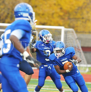 Norristown plays Cheltenham