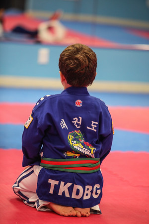 Tae Kwon Boys and Girls, Warren, New Jersey