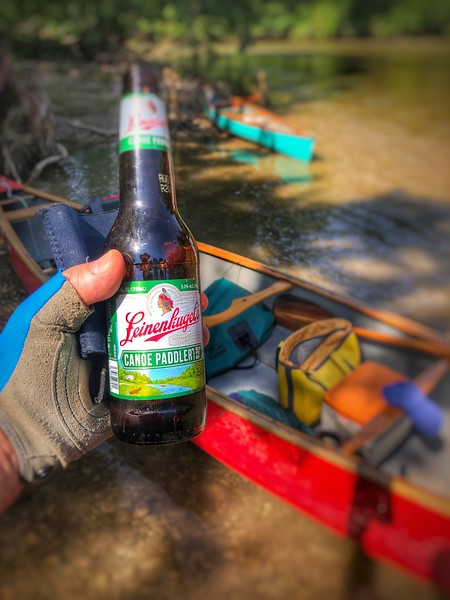 A long day of Paddling on the Mad River.....