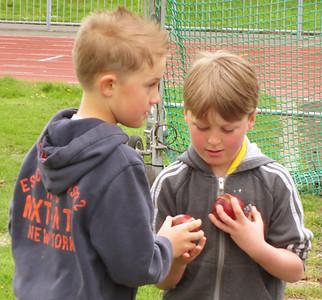 Cubs Athletics May 2013