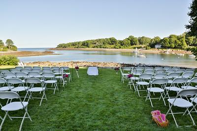 Cush-Domermuth Wedding in Maine