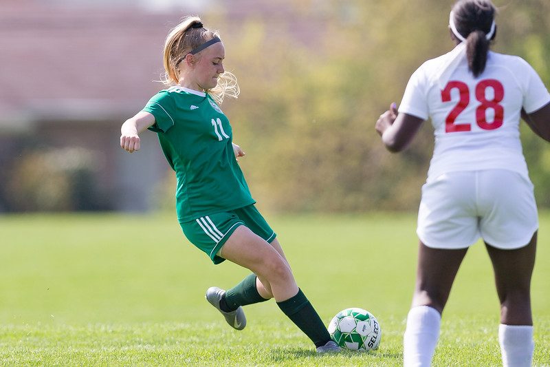 Girls Middle School Soccer   Central Dauphin vs. Susquehanna Township   May 2, 2019