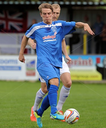 CHIPPENHAM TOWN V HUNGERFORD TOWN MATCH PICTURES 30th AUGUST 2014