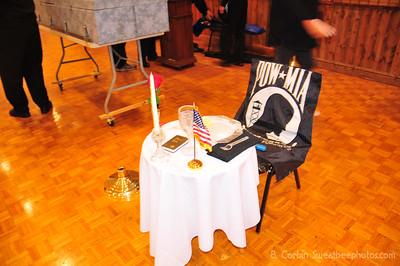 Missing Man Ceremony 05-04-17
