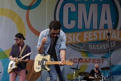 CMA Fest - Will Hoge