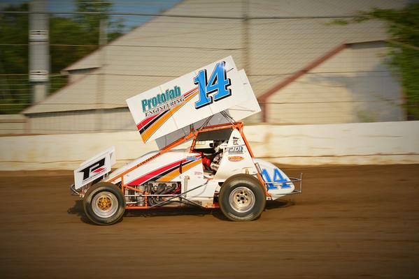 Princeton Speedway 8-15-14