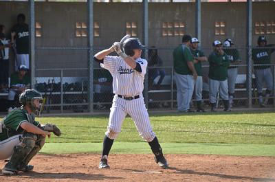 Varsity vs. Mesa 2 - Baseball