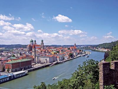 Danube River, July 2015