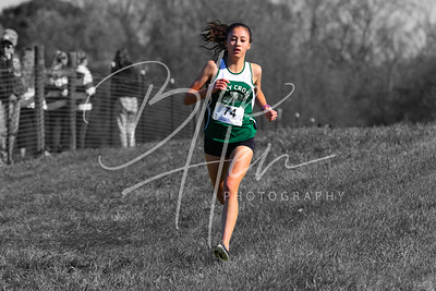 November 2, 2019 - New Castle County XC Championships - Middle School