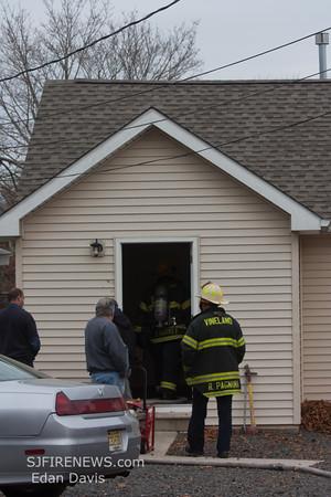 12/05/2014, Dwelling, Vineland City, Cumberland County NJ, 919 Alexander Dr.