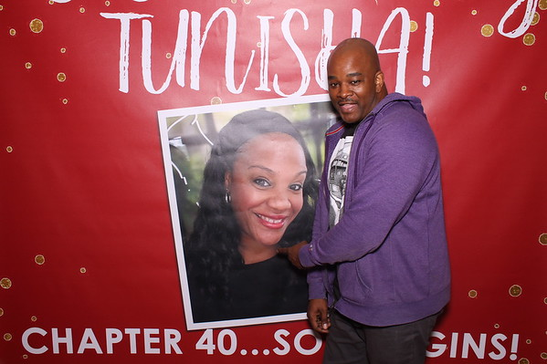 Tunisha's 40th Celebration (11/17/18)