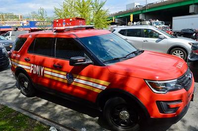 Bronx 3rd  Alarm, Bruckner Blvd