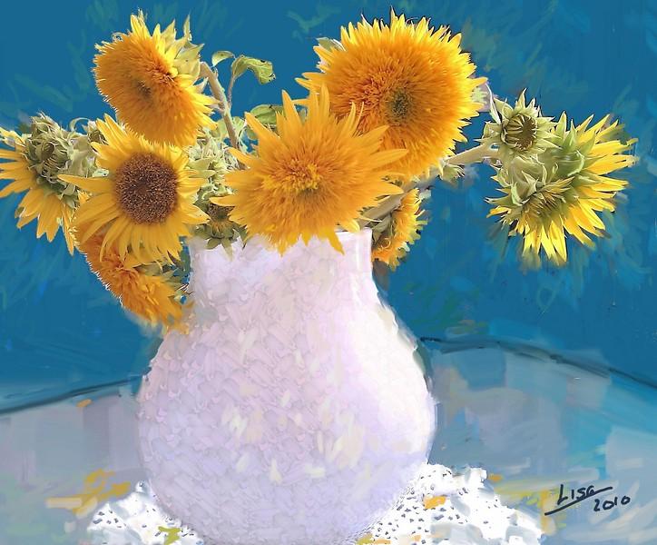 Sunflowers photo painting.jpg