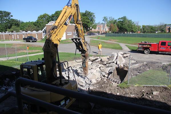 Construction Photos 2015-2016