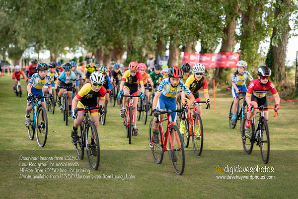 East Kent Cyclocross Sandwich, Youth 08-09-2019