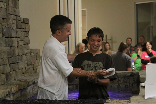 Baptism 10-1-14