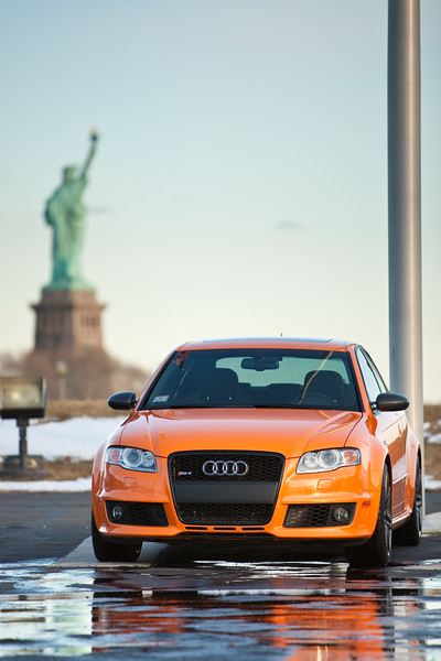 RS4 GTG NYC/Libery State Park