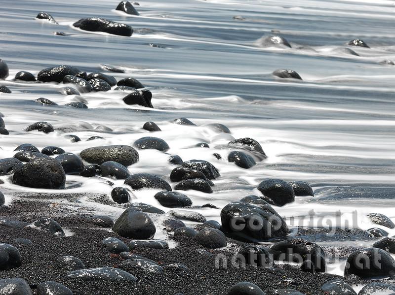 16AFL-1-06 - Schwarze Lava-Küste
