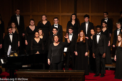 VE with Wooster Chorus