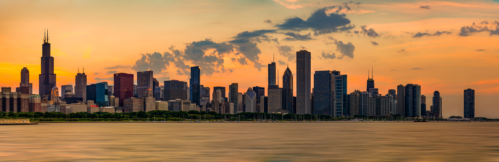 Skyline ~ Chicago