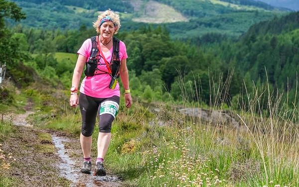 Trail Mrathon Wales - Copper Bog at 6 Miles