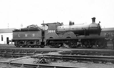 Hugh Smellie G&SWR Class 153 4-4-0
