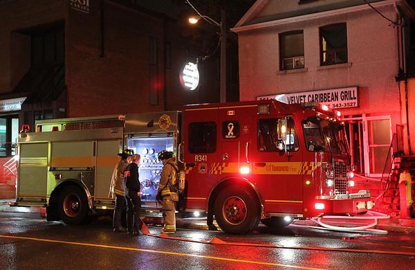 October 21, 2010 - 1st Alarm - 2056 Dufferin St.