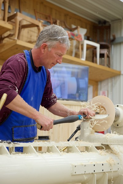Woodturning with Clewes [2016]