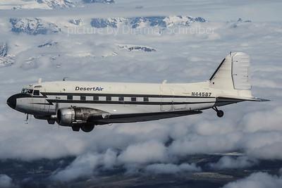 N44587 Douglas DC3