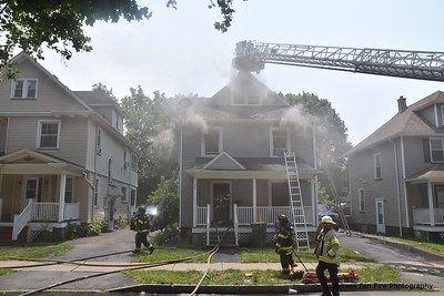 Structure Fire - 47 Rosewood Terrace, Rochester, NY - 7/6/21