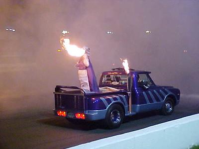 Thompson Speedway 9-2-2001