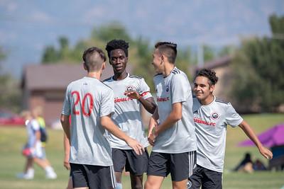 2018 U17 Adidas Cup Sparta Vs Arsenal