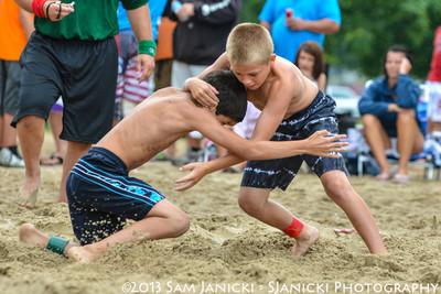 Round 3 [All Consolation Round] - 2013 Michigan Beach Wrestling Champ.