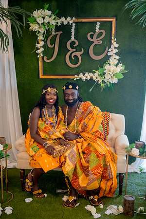 Mr&Mrs Asante Traditional Engagement