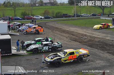 Cornwall Motor Speedway