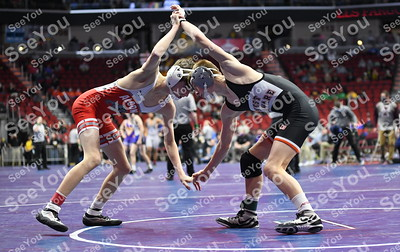 2A State Wrestling: Consolation Finals