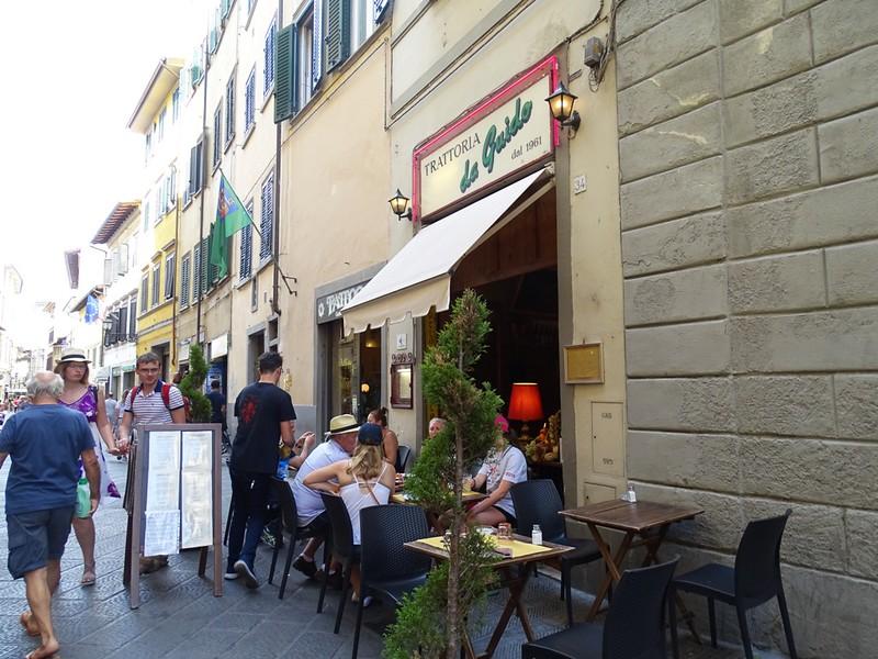 3 Days in Florence Trattoria da Guido