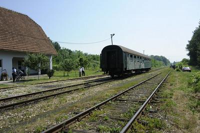 Bosnia: Tuzla coalfield railway, 2014 2