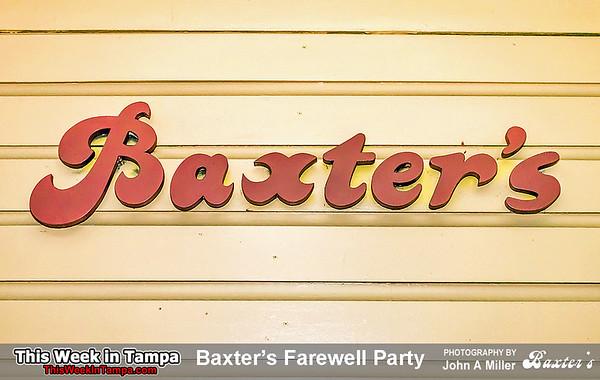 Baxters Lounge