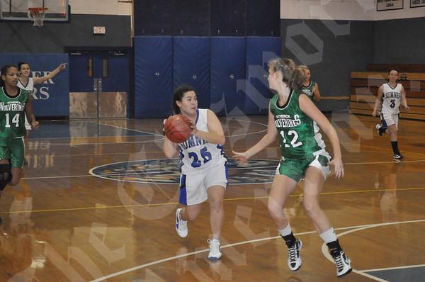 Basketball: Sumner girls vs. Schenck Nov. 26