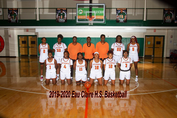 2019-2020 Girls Varsity Basketball