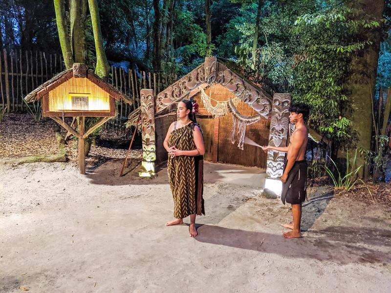 Visiting Tamaki Village