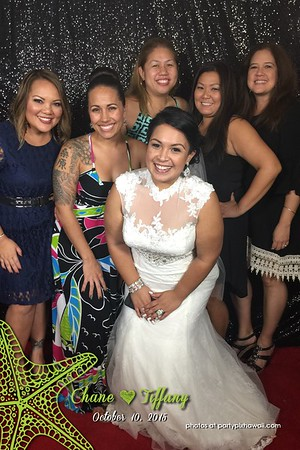 Chane & Tiffany's Wedding (Mobile Phone Party Pix)