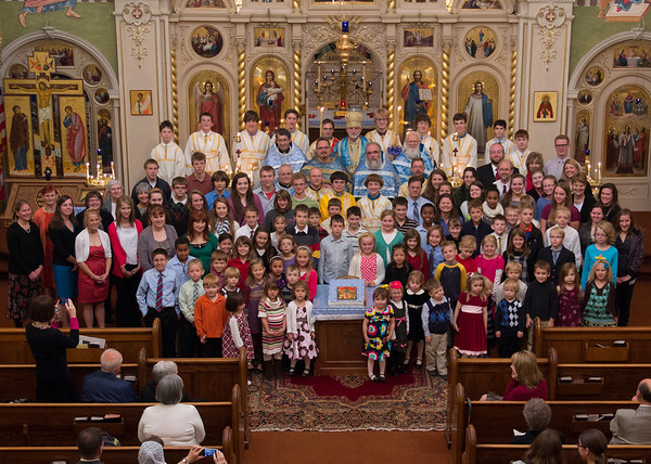 Church School Group Photo