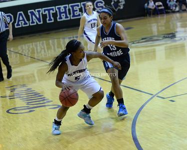 Girls Basketball: Stone Bridge vs. Potomac Falls 2.17.14