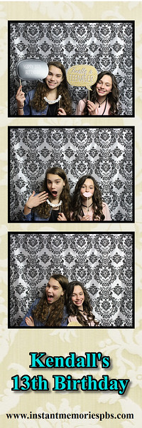 Kendall's 13th Birthday Party