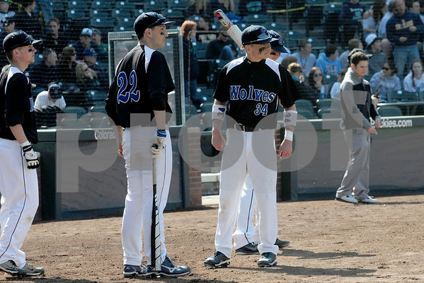 Grandview vs Thunder Ridge at Coors Field - March 18th 2011