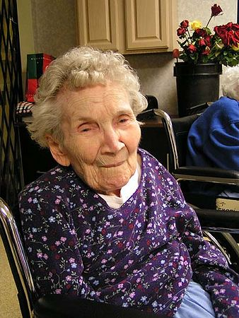 Grandma Dodie