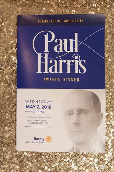 Paul Harris 2018