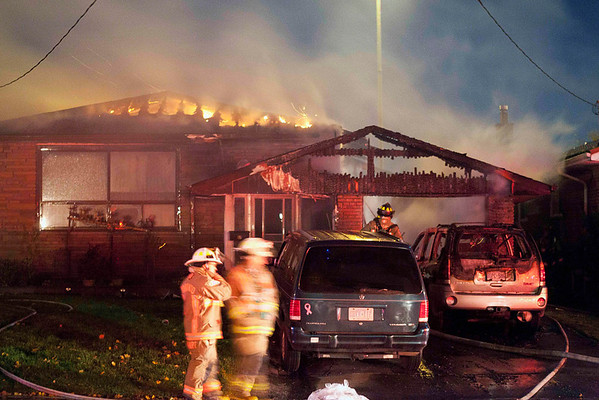 November 10, 2011 - 2nd Alarm - 67 Marilake Dr.